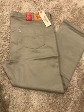 Mens Levis 541 Athletic Fit WStretch Trouser Pants Big &Tall Many Sizes MSRP$80