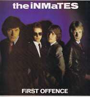 The Inmates - First Offence - RAD 25 - LP Record #theinmates