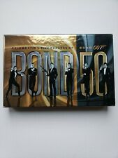 Bond 50: Celebrating Five Decades of Bond 007 (Blu-ray) Includes Skyfall