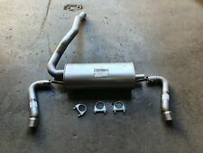 FORD KUGA 2.0TDCI 03/08 - 11/12 REAR SILENCER & TAIL PIPES inc CLAMPS