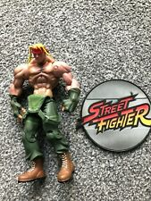 Capcom Street Fighter Iii 3 Round 1 Alex action figure by ReSaurus with Base