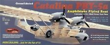 PBY5A Catalina Guillows #2004 Balsa Wood Model Airplane Kit