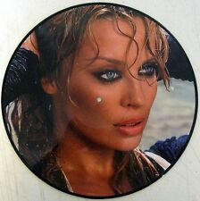 """Kylie Monogue - Red Blooded Woman - UK - 2004- 12"""" Picture Disc - NEW"""