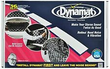 DYNAMAT XTREME10455 9 pcs CAR Truck Door trunk Sound Dampening Noise Insulation