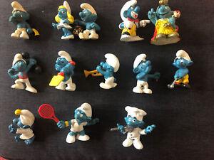 smurfs figurines vintage (13)