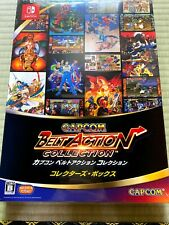 Nintendo Switch CAPCOM BELT ACTION COLLECTION Collector's Box *NEW* Japanese