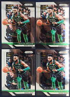 Jaylen Brown 2018-19 Panini Prizm 4 Card Lot Base Card #108 Boston Celtics NM+