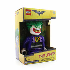 Lego Alarm Clock: The Batman Movie, The Joker, New by ClicTime (Sveglia)