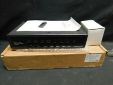 New! Real Time Color Quad Processor - 4 Channel Video - Cctv - Model Qs21