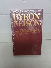 How I Played the Game Signed by Byron Nelson Limited Leather Edition 1 Of 500