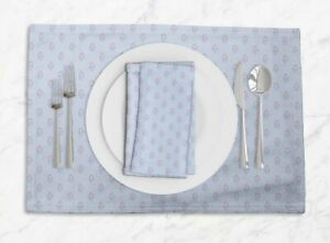S4Sassy Artistic Geometric Placemats & Napkins Table Decor Dining Mats-GMD-626F