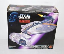 Star Wars Dash Rendar's Outrider Vehicle Cockpit & Gun Shadows Of The Empire New