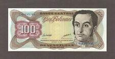 1998 100 BOLIVARES VENEZUELA CURRENCY GEM UNC BANKNOTE NOTE MONEY BANK BILL CASH