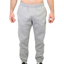 Nike Sportswear Club Fleece Jogginghose Hose Herren Grau BV2737 063