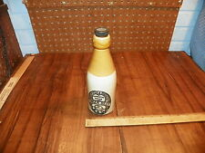 Vintage Brewster & Dodgson Ginger Beer Stoneware Bottle