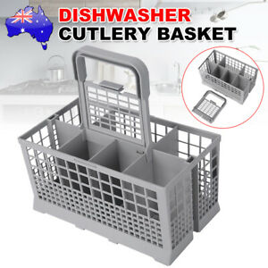 Universal Dishwasher Cutlery Basket Cage 240mm X 135mm X 215mm Storage Holders