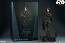 STAR WARS Rogue One Jyn Erso Premium Format Figure 1/4 Statue Sideshow