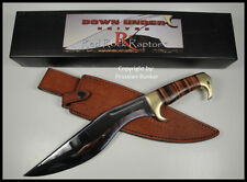 "NEW RED ROCK RAPTOR KUKRI KNIFE DOWN UNDER KNIVES ""THIS IS A KNIFE"" *LOOK HERE*!"