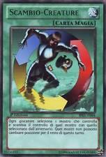 Scambio-Creature - Creature Swap YU-GI-OH! BP01-IT044 Ita RARA 1 Ed.