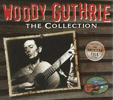 FOLK CD album WOODY GUTHRIE - THE COLLECTION - ROOTS AMERICANA