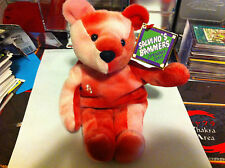 Salvino's Bammers Opening Day Drew #8 Issue Date: Spring 1999 Beanbag Plush