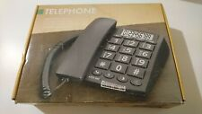 Topcom Axiss 800 Large Button Incoming Call Light Elderly Friendly