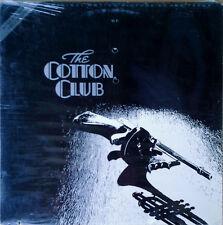 COTTON CLUB - JOHN BARRY - LP SOUNDTRACK - GEFFEN LABEL - STILL SEALED