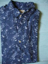 Chemise homme Selected/homme indigo - taille L 42