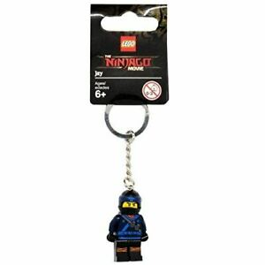 LEGO Ninjago Movie Jay Keyring 853696