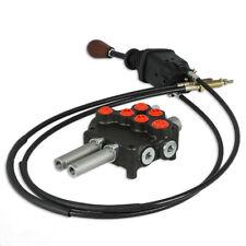 P80 Remote Control Valve Kit: 2 Spool Valve 21gpm (80l/min) 25MPa, 3625PSI