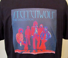 Steppenwolf The Collection Black Hiclol Brand Mens Size XL Cotton Tee Shirt