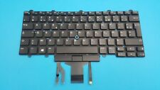 Keyboard FR Dell Latitude E5450 E5470 E7450 E7470 Francias 0W93F7 Backlit