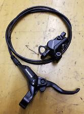 REAR Right Shimano Hydraulic Disc Brake Mountain Bike BR-M396 Pre-Bled