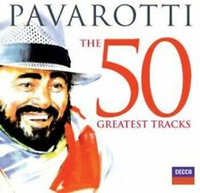 LUCIANO PAVAROTTI The 50 Greatest Tracks 2CD BRAND NEW