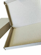 Graspapierkarton GB 2 Großbrief 230 x 160 x 20 mm Kartonage aus Gras