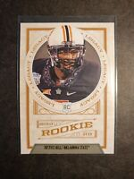 NFL 🏈 2019  Justice Hill Baltimore Ravens  Panini Legacy 🌟Rookie QB Card .