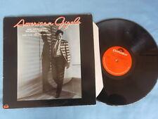 American Gigolo - Original Soundtrack Recording - Record Album Vinyl Lp