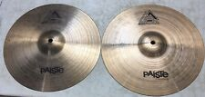 Paiste 802 13' Hi Hats cymbals