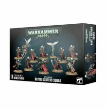 Games Workshop Warhammer 40K Adepta Sororitas Battle Sisters Squad - 5220