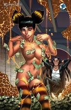"Widow's Web #2 Ale Garza and Nei Ruffino ""Honey"" Kickstarter Incentive ltd 250"