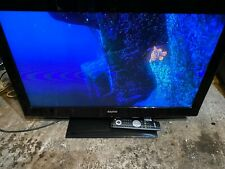 sanyo ce32ld17-b 32 inch Freeview LCD TV  hdmi scart Television w/ remote
