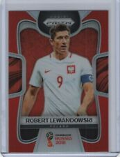 2018 Panini Prizm World Cup Orange Prizm #146 Robert Lewandowski 35/65