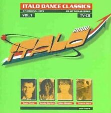 Italo 2000-Dance Classics 1 (#zyx81143) Ryan Paris, Sandy Marton, Miko .. [2 CD]