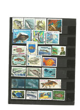24 timbres theme poissons lot  22042018  avi 555