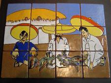 Harding Black Tile Panel  Texas California San Jose