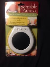 Sensible Aroma Candle Warmer for Jar Candles New