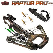Barnett Raptor Pro STR Crossbow, Talon Sling, & Rage Xtreme 100GR Broadheads 3pk