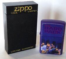 Joe Camel Zippo, Cigarette Lighter,  THE HARD PACK. Mint In Box
