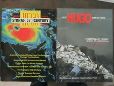 STORM OF THE CENTURY AND HURRICANE HUGE 1989