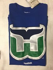 HARTFORD WHALERS NHL Reebok CCM Tee Shirt Size Mens XL T Shirt NEW with Tags